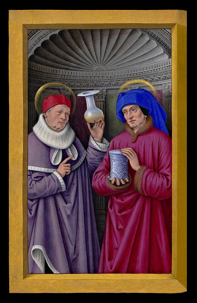 Saints Cosmas and Damianos