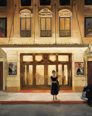 Opera Night by Sally Storch